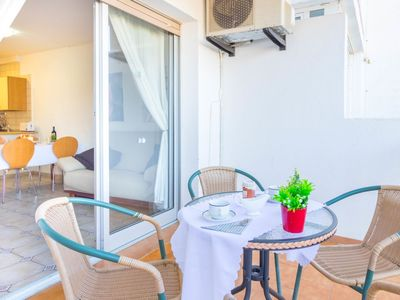 Photo for Apartment in the center of Empuriabrava with Parking, Washing machine, Balcony, Garden (88353)