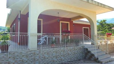 Photo for Holiday house Zafferana Etnea for 6 - 8 persons with 3 bedrooms - Holiday house