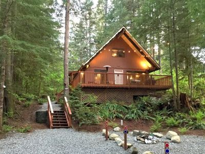 Photo for Amazing Two Bedroom Mt. Baker Lodging Cabin 98  in United States