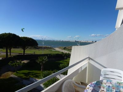 Photo for Port Camargue Apartment, Sleeps 6 with WiFi