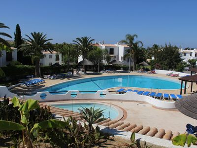 Photo for Lovely Spacious Apartment Facing South With Sea Views with use of  communal pool