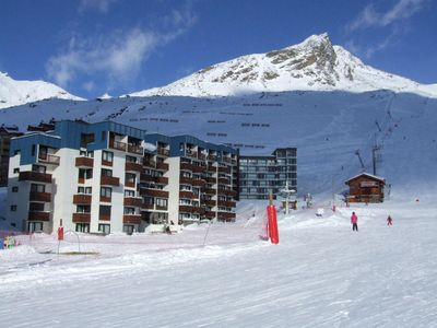 Photo for Apartment Logoria with Ski-in/Ski-out