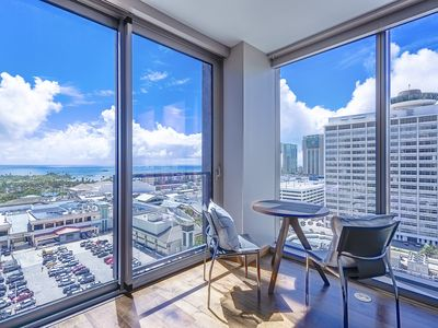 Photo for Enjoy the elegance, convenience, and comfort of One Ala Moana.