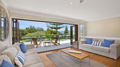 Photo for PINE VIEW, NORTH AVOCA - DIRECTLY ACROSS FROM BEACH, OCEAN VIEWS, PET FRIENDLY