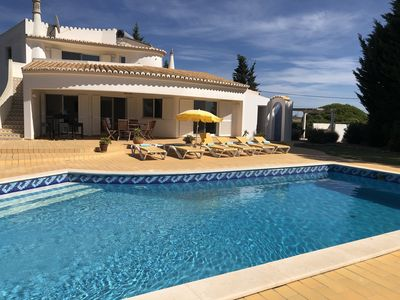 Photo for Janela do Mar. Villa with pool,4 Bedrooms, 3 Bathrooms