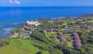 Photo for Aloha Condos, Hanalei Bay Resort, Condo 4323-24, Ocean View, AC
