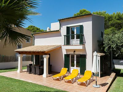 Photo for Vacation home Villa El Pinar in Cala San Vicente - 8 persons, 4 bedrooms