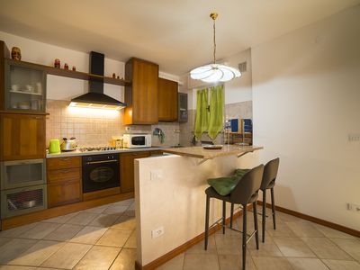Photo for House on the ground floor suitable for families with children, animals and disabled, Wi-Fi