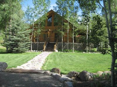 Photo for River Bend House at Pagosa Springs