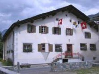 Photo for 1BR Apartment Vacation Rental in Sils Maria