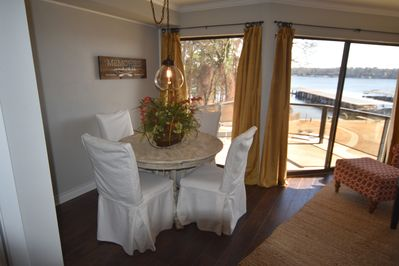 Beautiful Lakefront Condo At Willow Beach With Laundry Room Boat Jet Ski Dock Hot Springs