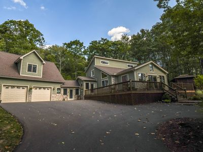 Photo for Purrfect Peace: Lake Access Home with Large Yard & Great Outdoor Space