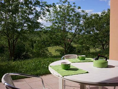 Photo for Very Cool Apartment For 4 In A Big Organic Farm Near Urbino