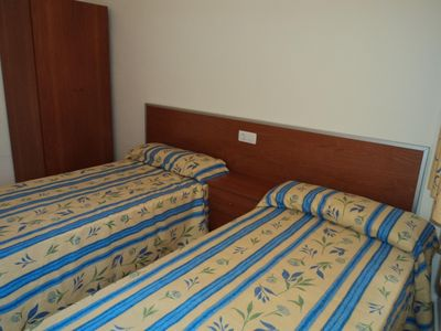 Photo for 3 bedroom Apartment, sleeps 8 in Alcossebre with Pool and Air Con
