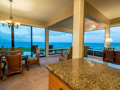Photo for Beyond Platinum! Direct Ocean Front with 180* Ocean Views!