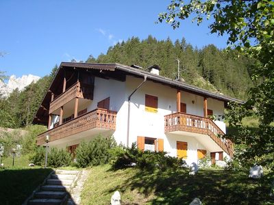 Photo for 1BR Apartment Vacation Rental in Campestrin, Trentino-Alto Adige