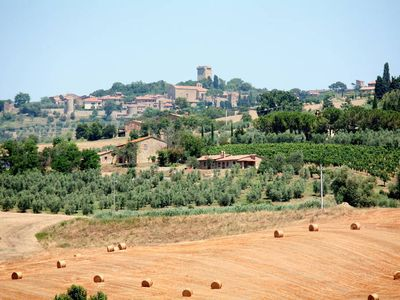 Photo for Apartment Agriturismo Grappi  in Monticchiello (SI), Siena and surroundings - 6 persons, 2 bedrooms