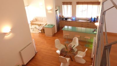 Photo for Fay' s apartment - two storey penthouse