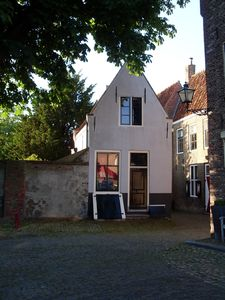 Photo for monumet in historic center of Middelburg, 1 bedroom, kitchen, 2 people