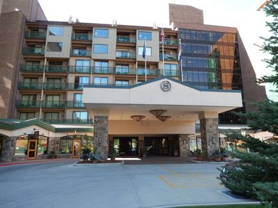 Photo for Ski-in / Ski-out Sheraton Steamboat Resort Villas 2br, 2ba and sleeps 6