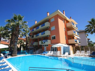 Photo for 7 PAX VERY CLOSE TO THE BEACH WITH POOL