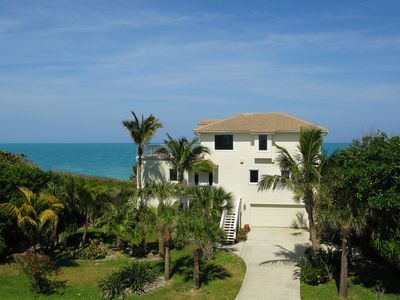 Photo for Beautiful Oceanfront, Multiple huge decks, The Most Desirable Beach in S.Brevard