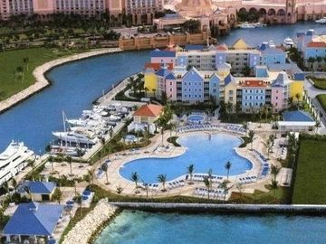 Atlantis, Bahamas - Sleeps 5 - option for upgrade to 9 - See Description