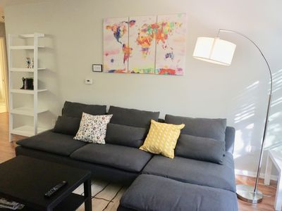 Photo for Modern furnished condo in Little Italy