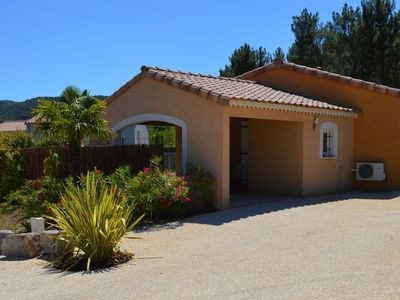 Photo for Villa in stunning location close to Ardèche River, near Gorges