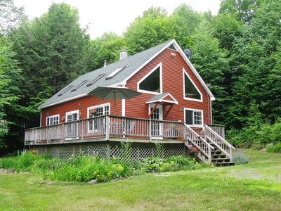 Photo for Quiet Vermont Home Close To Everything