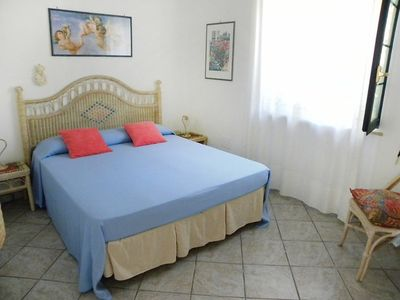 Photo for Apartment in the center of Marina di Andrano with Parking, Internet, Washing machine, Garden (30757)