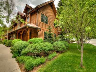 Photo for Five Star Aspen Core King/Queen Luxury Home -1 Bedroom Walk to Everything