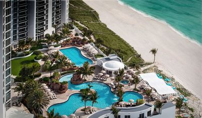 Photo for PRIVATE OWNED JUNIOR SUITE AT TRUMP INTERNATIONAL BEACH RESORT