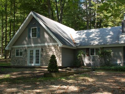 Photo for Two story Chalet House in Treasure Lake
