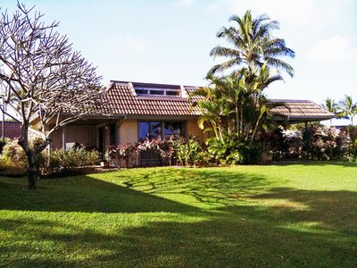 Photo for Remodeled End Unit Quiet Elegant Polynesian Style with Free WiFi & Parking