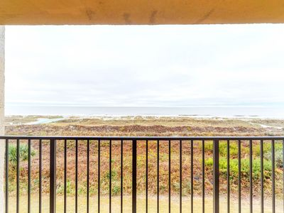 Photo for Oceanfront villa w/ ocean views, shared pools/hot tub, & more - walk to beach!