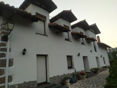 Photo for Large townhouse on the outskirts of Lekeitio