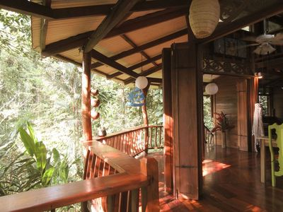 Photo for Ranitas Stunning Jungle Hideaway only for nature l - House for 4 people in Manzanillo