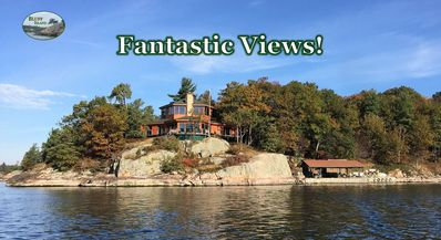 Bluff Island, Clayton NY - 10 Acres on private island, Peaceful, quiet, serenity