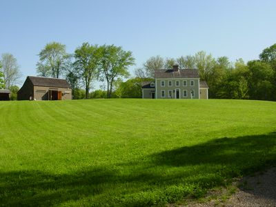 Photo for Gracious Country Estate With Pool In Beautiful Stonington, Ct
