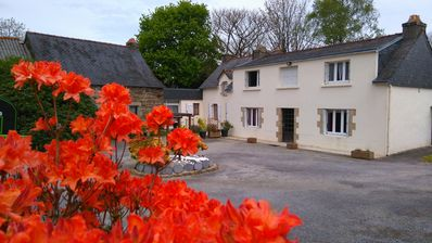 Photo for COUNTRYSIDE 25 MINUTES FROM QUIMPER CONCARNEAU AND SHINE FOR BETWEEN LAND AND SEA