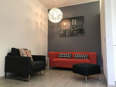 Photo for Trento. Apartment city center, near the MUSE