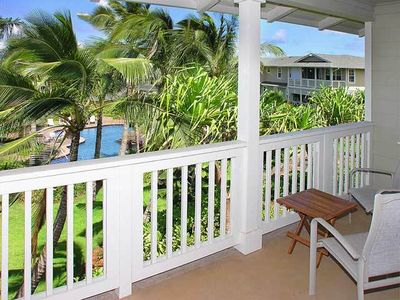 Photo for Kauai, Nihilani 25-A - Deluxe Poolside Townhome