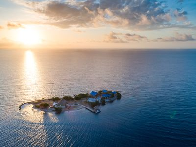 Photo for Incredible All-Inclusive Luxury Private Island Resort in the Caribbean