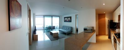 Photo for Modern style apartment with ocean view