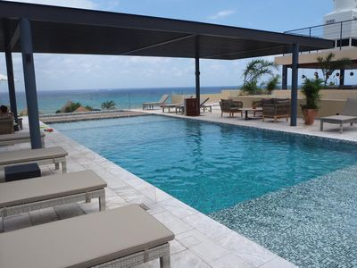 Photo for Amazing condo downtown Playa del Carmen