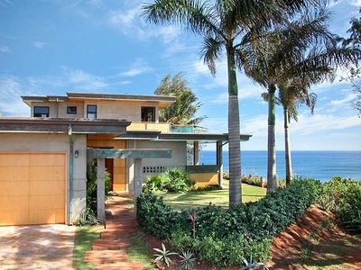 Spectacular Oceanfront 3 BR Home - Privacy with Incredible Views! - on