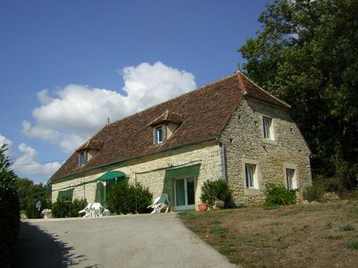 Photo for Relaxing & tranquil with Stunning Views - self contained Gite with  Shared Pool