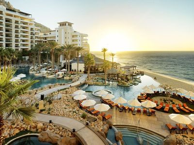 Photo for 5 Star Resort in Cabo w/ Private Beach and Ocean View