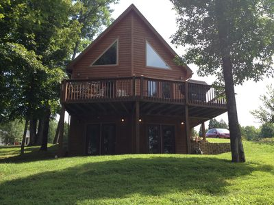 Photo for Rough River- Lakefront Home 5BR/ 3BA/ Sleeps 12+